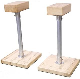 Split Base Handstand Canes for Yoga Practicioners, Acrobats or Gymnasts
