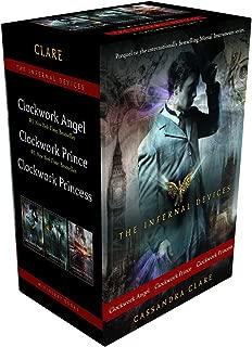 The Infernal Devices: Clockwork Angel / Clockwork Prince / Clockwork Princess