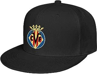 Unisex Villarreal CF El Submarino Amarillo VCF Breast Cancer Powder Female Series Baseball Cap Adjustable Casual Trucker Hats