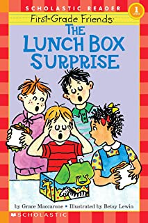 First-Grade Friends: The Lunch Box Surprise (Scholastic Reader, Level 1): The Lunch Box Surprise