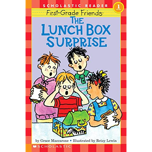 The First Grade Friends: Lunch Box Surprise (Hello Reader, Level 1)