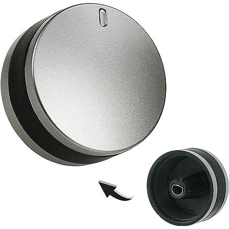 SAMSUNG BF641 BF641CBST BF641CST BF641FBST BF641FST Oven Hob Switch Knob Silver