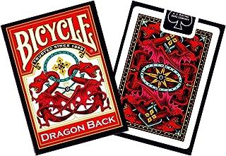 BICYCLE(バイスクル) DRAGON BACK(ドラゴンバック) トランプ 赤
