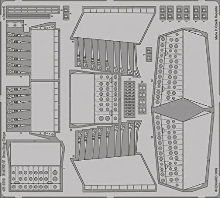 Eduard Photoetch 1:48 - B-57B/G landing flaps (Airfix) - EDP48630