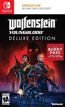 Wolfenstein Youngblood Deluxe Edition for Nintendo Switch