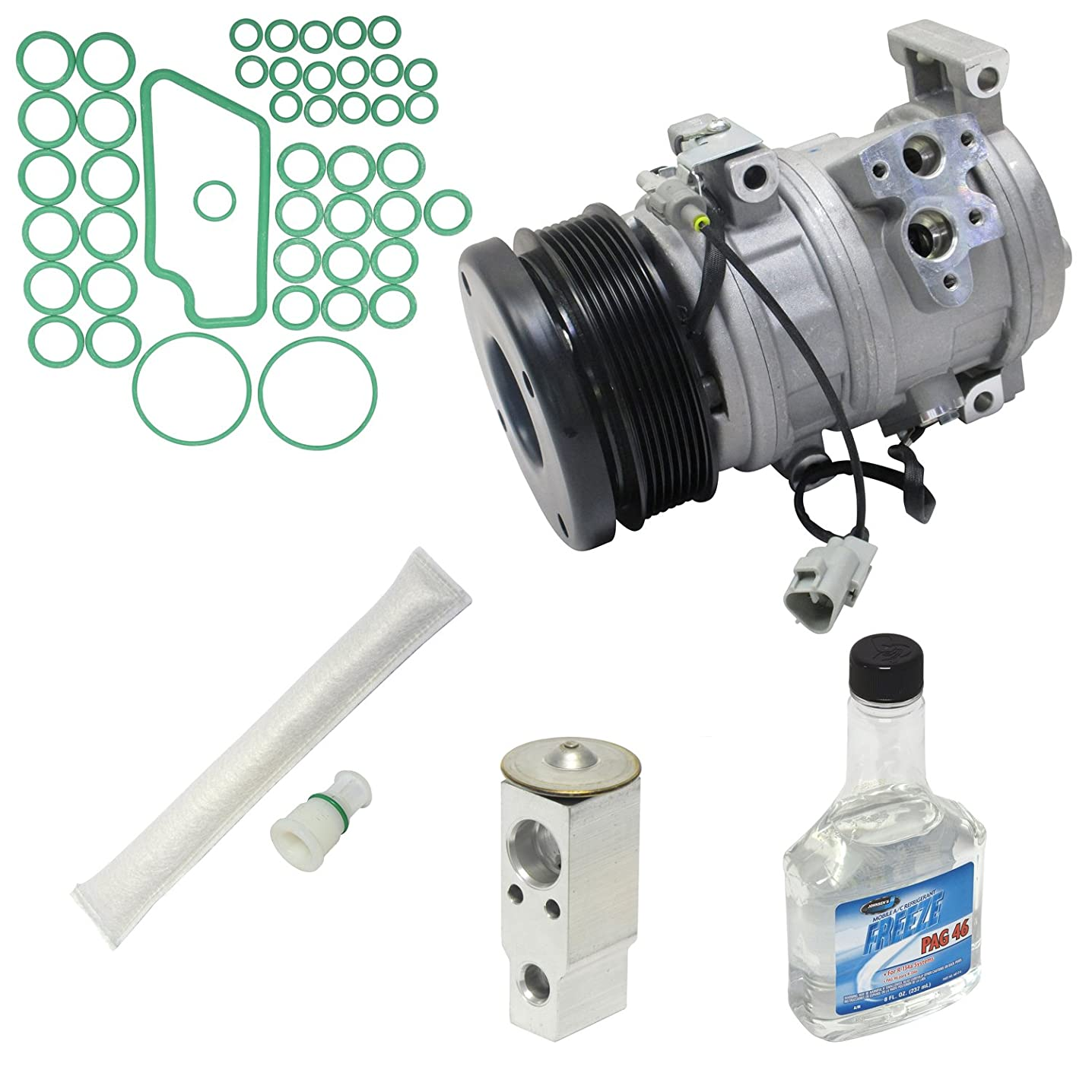Universal Air Conditioner KT 4068 A/C Compressor/Component Kit