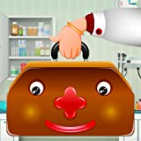 Kids Doctor Game - cure sick patients in a children's hospital; make them healthy and smile again