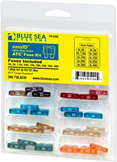 Blue Sea Systems EasyID ATC Fuses