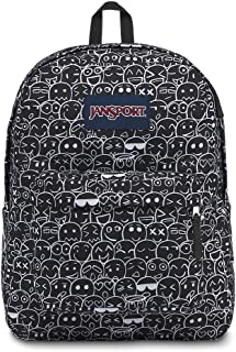 Superbreak Backpack - Emoji Crowd - Classic, Ultralight