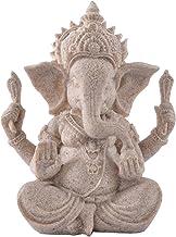 PPCP Sandstone Buddha Figurine Statue Sculpture Decor Stone Figure Elephant Buddha Sandstone Statue Figurines Home Decor