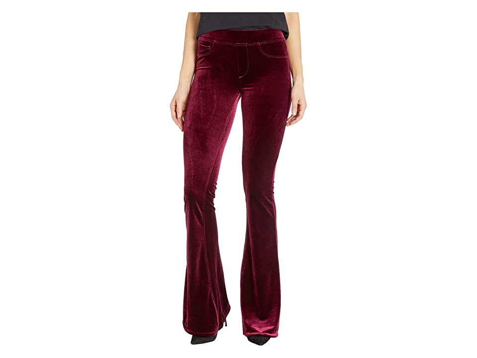 Blank NYC Pull-On Velvet Flare Pants in Identity Crisis (Identity Crisis) Women