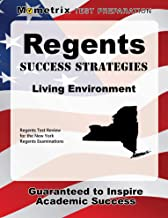 Regents Success Strategies Living Environment Study Guide: Regents Test Review for the New York Regents Examinations