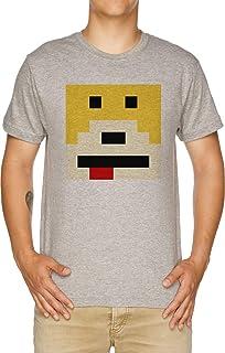 Vendax Señor Oizo - Plano Eric - Mojado Camiseta Hombre Gris