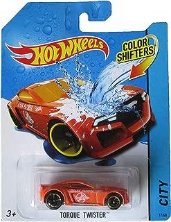 Hot Wheels 2014 City - Color Shifters - Torque Twister 17/48