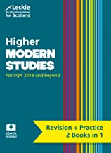 Complete Revision and Practice SQA Exams – Higher Modern Studies Complete Revision and Practice: Revise Curriculum for Excellence SQA Exams