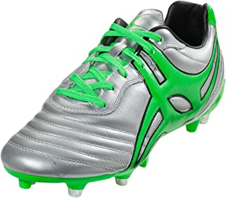 Jink Pro 6 Stud Rugby Boot, Silver