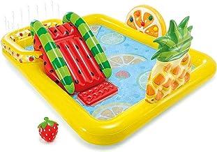 Piscinas Portátil Inflable Familia Ducha Cabeza Poder Pool para niños Adultos Jardín Familia Patio Trasero Interior al Aire Libre XMJ