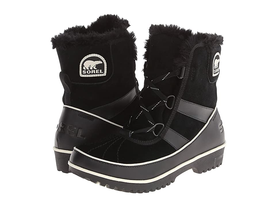 SOREL Tivoli II (Black Suede) Women