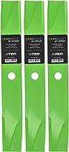 8TEN LawnRAZOR Hi-Lift Blade Set 42 Inch Deck for Dixon Lesco ZTR 421 13938 539129683 539129700 539126275 050018