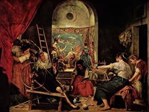 Lais Jigsaw Diego Velázquez - The Spinners (The Fable of Arachne) 500 Pieces