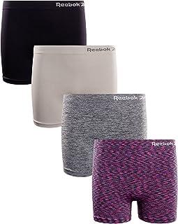 Reebok Girls Active Seamless Cartwheel Shorts (4 Pack)