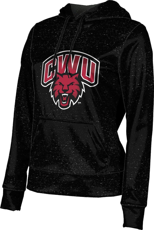 ProSphere Central Washington University Girls' Pullover Hoodie, School Spirit Sweatshirt (Heather)