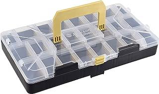 Hardware Assortment Bin - Durable, Stackable, and Customizable Multi-Use Organizer by Jackson Palmer (1 Bin)
