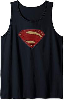 DC Comics Batman V Superman SM Logo Débardeur
