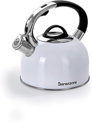 Barazzoni(バラゾーニ) ケトル ステンレス 19×22×21 笛吹きケトル 802082001