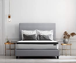 Ashley Furniture Signature Design - 12 Inch Chime Express Hybrid Innerspring - Firm Mattress - Bed in a Box - California King - White