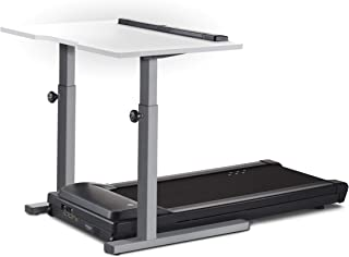 LifeSpan TR1200-DT5 Treadmill Desk Silver Frame - 48