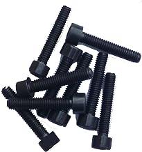 Zylinderkopfschrauben-Sortiment Innensechskant DIN 912 M3 3x18 3x20 3x25 3x30 3x35 3x40 3x45 lang Edelstahl 650 Teile inkl Unterlegscheiben Edelstahl//Polyamid Sechskantmuttern Federringe