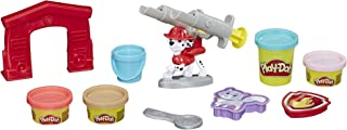 Play-Doh Paw Patrol Rescue Marshall Toy Figure & Toolset with 4 Non-Toxic Colors