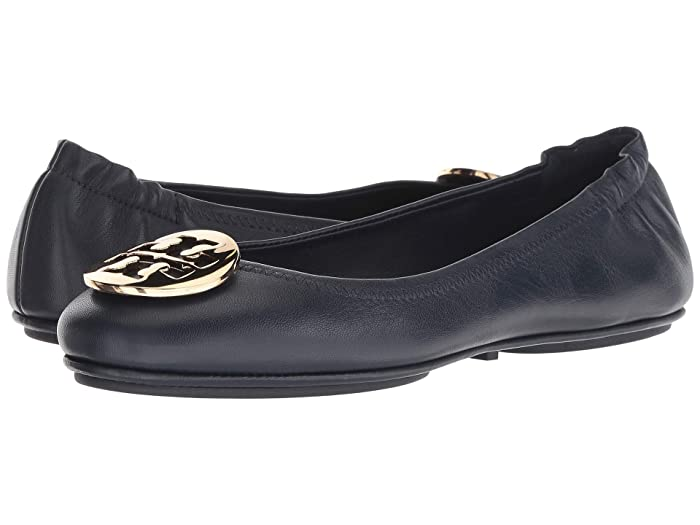 01aa405cadc03 Tory Burch Minnie Travel Ballet Flat at Zappos.com