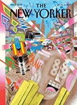 new yorker print subscription