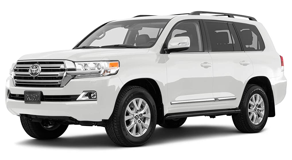 Amazon com: 2019 Toyota Land Cruiser Reviews, Images, and Specs