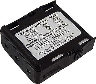 vhbw Batería Recargable Compatible con Motorola Spirit SU42, SV52 Radio (1000 mAh, 7,5 V, NiMH)