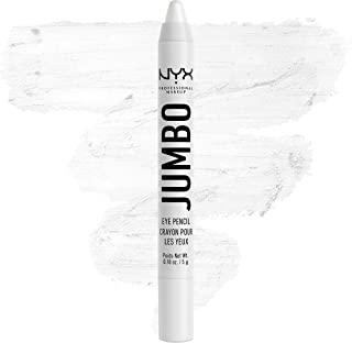 NYX PROFESSIONAL MAKEUP Jumbo Eye Pencil, Eyeshadow & Eyeliner Pencil - Milk (Packaging May Vary)