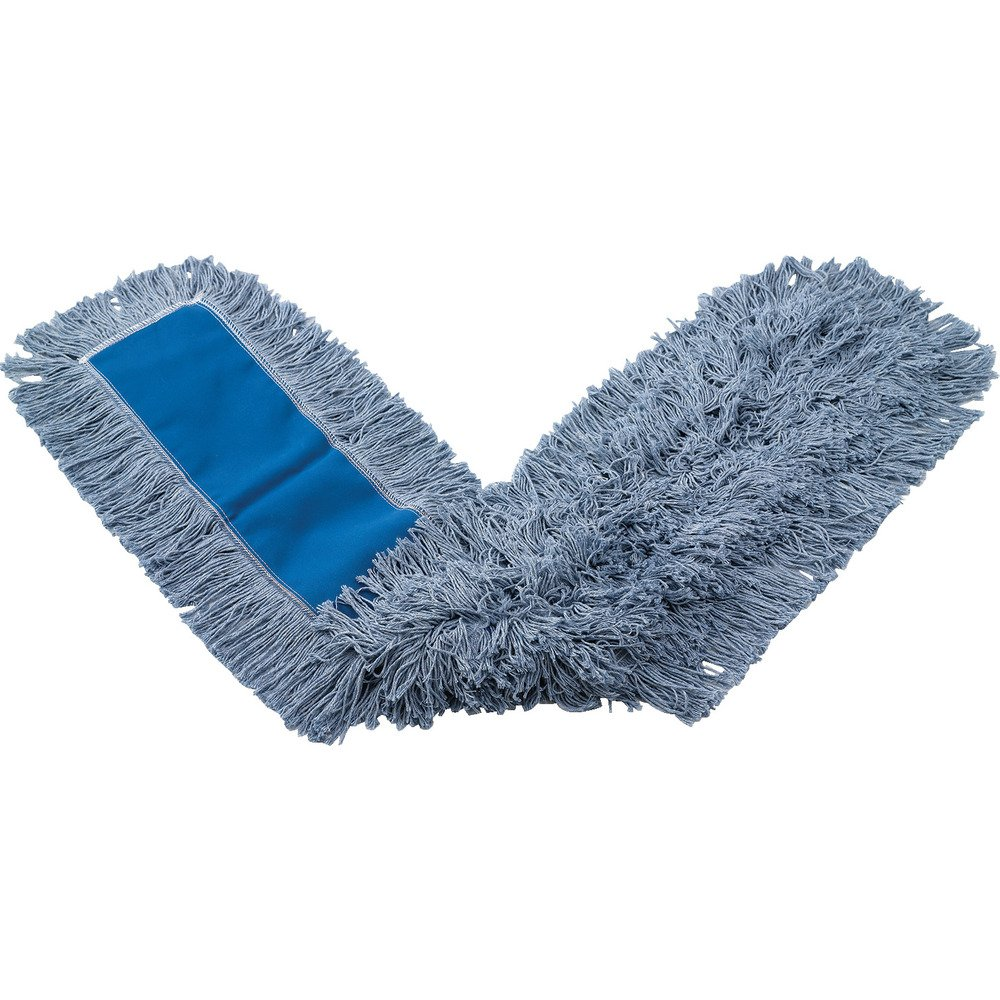 Rubbermaid Commercial Products FGK15300BL00 Kut-A-Way Dust Mop Pack of 12 24 Blue