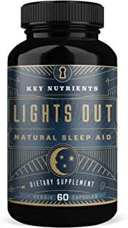 sleep supplement by KEY NUTRIENTS