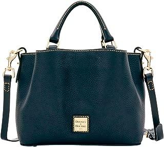 Dooney & Bourke Pebble Grain Mini Barlow Top Handle Bag