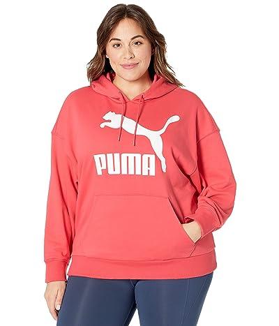 PUMA Plus Size Classics Logo Hoodie