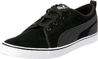 PUMA Men's S Street Vulc Sfoam, Black, Sneakers