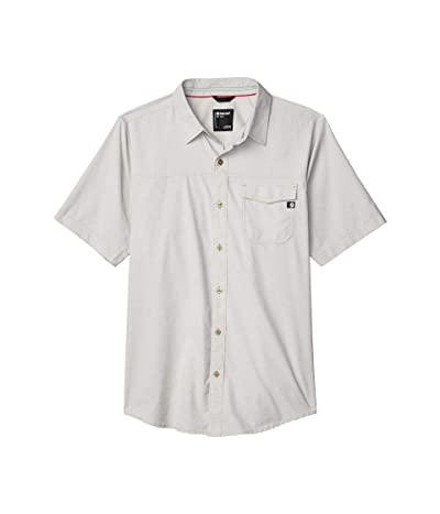 Marmot Tumalo Short Sleeve Shirt (Light Khaki) Men