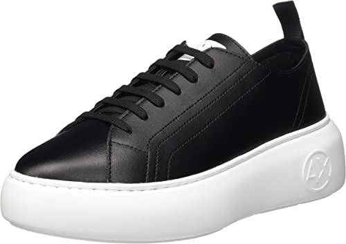Armani exchange the super sneaker, scarpe da ginnastica donna XDX043XCC6400002