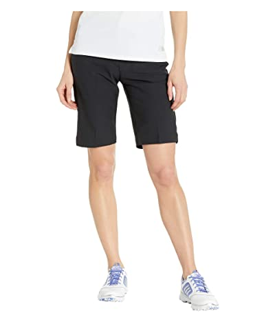 adidas Golf Club Bermuda Shorts (Black) Women