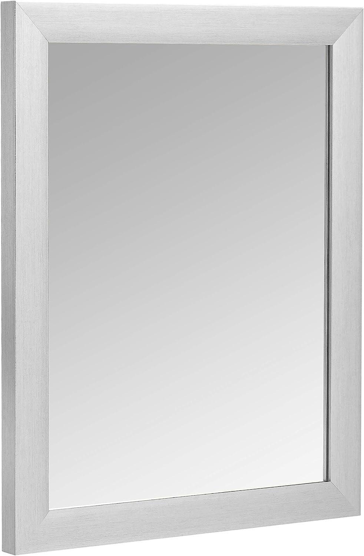 Albuquerque Mall Amazon Basics Rectangular Wall Mirror Cheap SALE Start 16