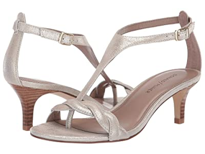 Donald J Pliner Kate (Platino Tumbled Metallic) Women