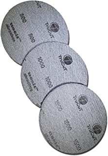 """Creating the Difference TruCut Sanding Pads 