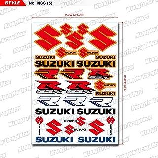 Best suzuki motocross graphic kits Reviews